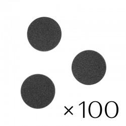Maināmie faili pedikīra diskam/ 240 - 25 mm/ 100 gb