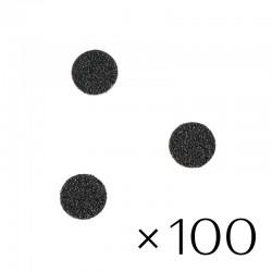 Maināmie faili pedikīra diskam/ 80 - 15 mm/ 100 gb
