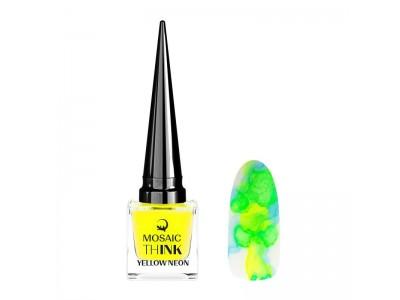 Mosaic thINK Yellow neon/10ml