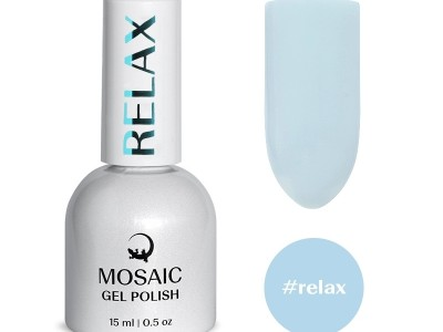 MOSAIC gel polish/Relax 15ml