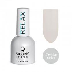 Mosaic White noise/gēla laka 15 ml