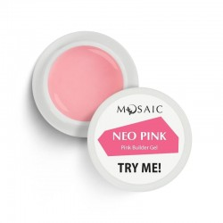 Mosaic Neo Pink manikīra gēls 5 ml
