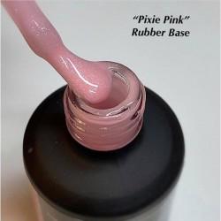 Ritzy TM/Rubber base/PIXIE Pink/15ml