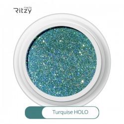 Ritzy/TURQUISE  HOLO superfine glitter
