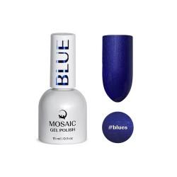 Mosaic Blues/gēla laka 15 ml