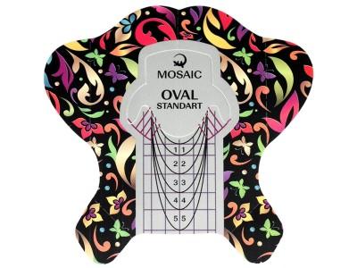 Mosaic NS/Oval forms/100pcs