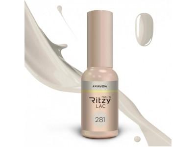 Ritzy Lac 281/AYURVEDA/9 ml-gēla laka