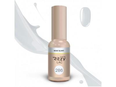 Ritzy Lac 286/MONT BLANC/9 ml-gēla laka