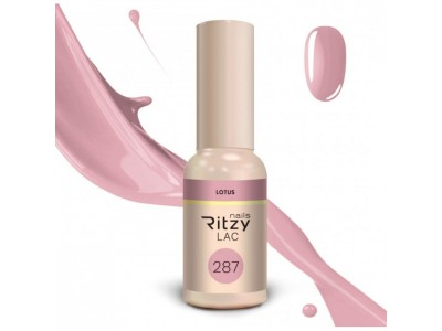 Ritzy Lac 287/LOTUS/9 ml-gēla laka