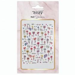 Ritzy TM/Nail art Stickers/810