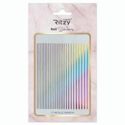 Ritzy TM/Nail art Stickers/C7