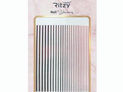 Ritzy TM/Nail art Stickers/C8