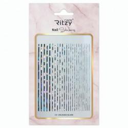 Ritzy TM/Nail art Stickers/C4