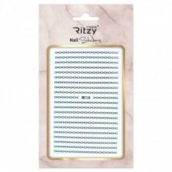 Ritzy TM/Nail art Stickers/F138