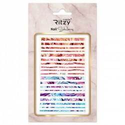 Ritzy TM/Nail art Stickers/F153