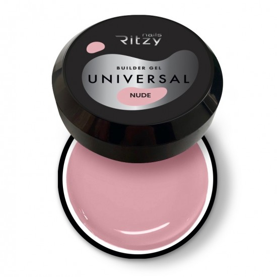 RITZY TM Nude Universal builder gel/15 ml