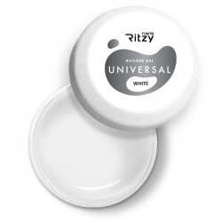 RITZY TM White Universal builder gel/5 ml