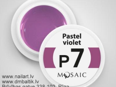 P7. Pastel violet 5ml