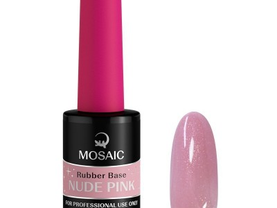 Mosaic NS/Nude Pink Rubber base/14ml