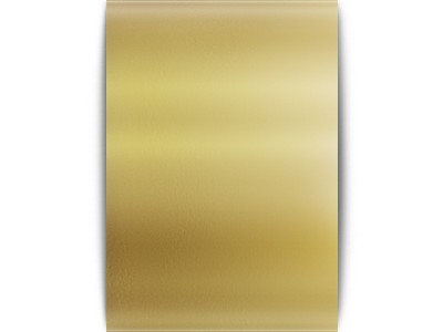 Casting foil Gold gloss