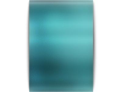Casting foil Turquoise