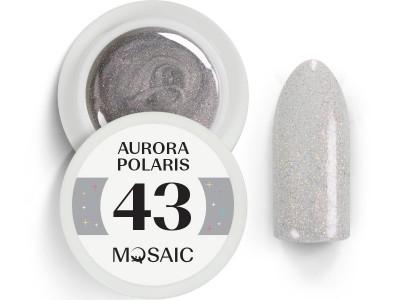 Mosaic gel paint 43.Aurora polaris/5ml