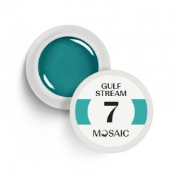 Mosaic gel paint 7.Gulf stream/5ml