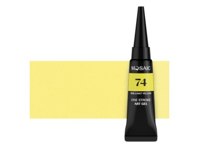 Mosaic NS/Brilliant Yellow 74/5ml