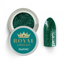 Mosaic Royal Emerald/gēla krāsa 5 ml