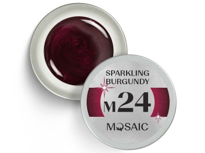 M24. Sparkling burgundy 5ml