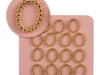 Mosaic/Jewellery gold 0739