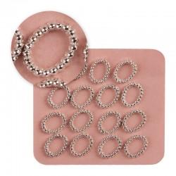 Mosaic/Jewellery silver 0739