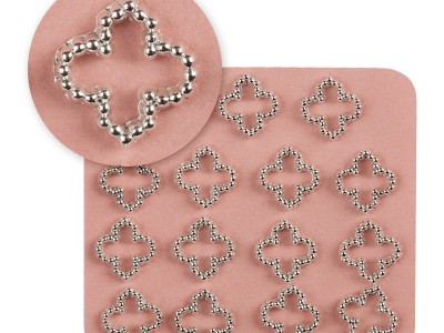 Mosaic/Jewellery silver 0832