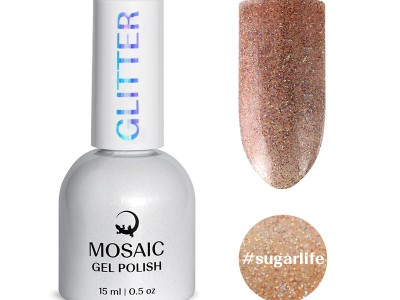 Mosaic gel polish/Sugarlife 15ml