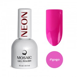 Mosaic Gogo/gēla laka 15 ml