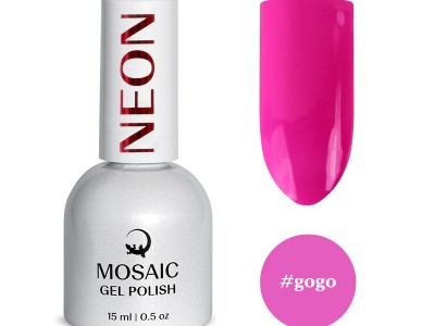 Mosaic gēla laka/Gogo 15 ml