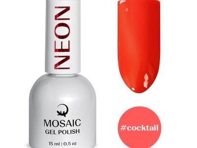 Mosaic gēla laka/Cocktail 15 ml
