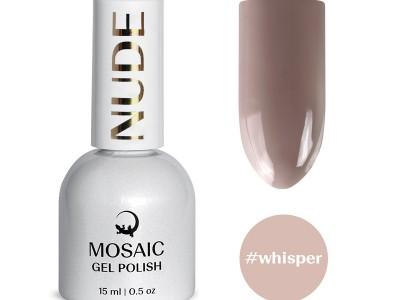 Mosaic gel polish/Whisper 15ml