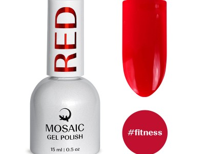 Mosaic gel polish/Fitness 15ml