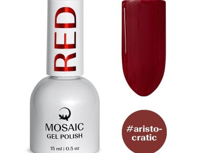 Mosaic gel polish/Aristocratic 15ml