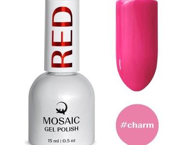 Mosaic gel polish/Charm 15ml