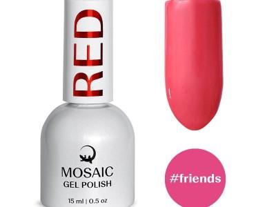 Mosaic gel polish/Friends 15ml