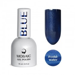 Mosaic Coldwater/gēla laka 15 ml