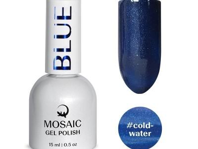 MOSAIC gēla laka/Coldwater 15ml