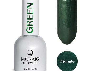 Mosaic gēla laka/Jungle 15 ml