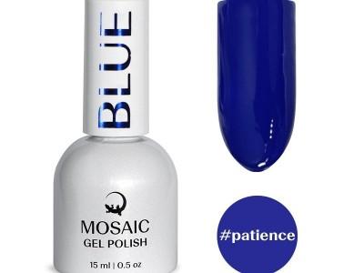 MOSAIC gēla laka/Patience 15ml