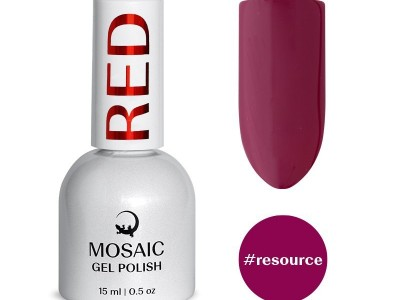 Mosaic gel polish/Resource 15ml
