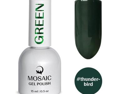 Mosaic gēla laka/Thunderbird 15 ml