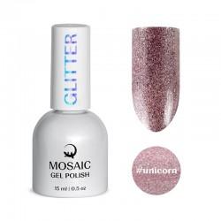 Mosaic Unicorn/gēla laka 15 ml