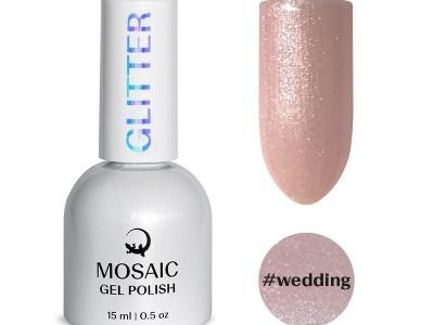 Mosaic gel polish/Wedding 15ml